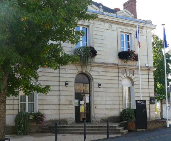 mairie bagneux