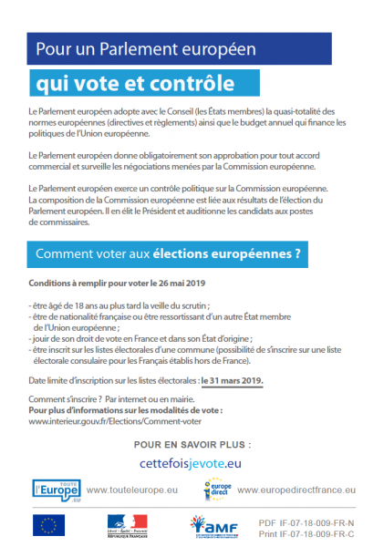 Elections europeennes 4