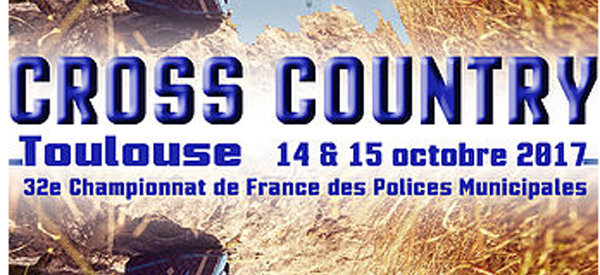 La police municipale se distingue aux Championnats de France Cross-country
