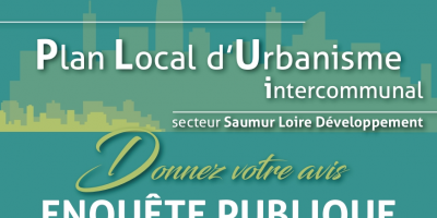 Enquete publique du plan local d'urbanisme intercommunal
