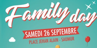 Family day le 26 septembre