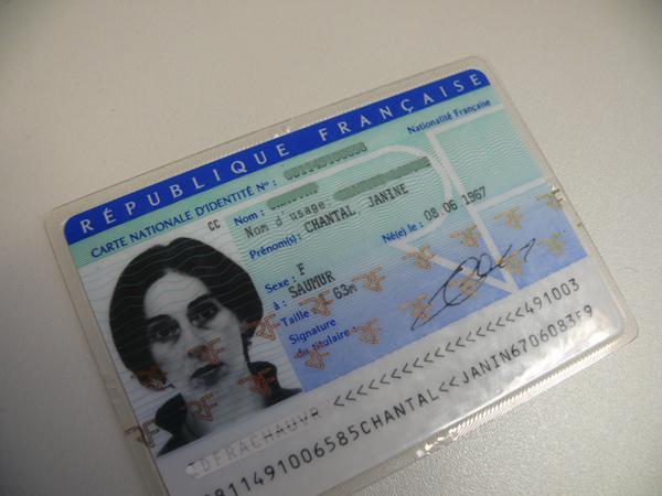 faire faire une carte d identité Comment faire une carte d'identité biométrique