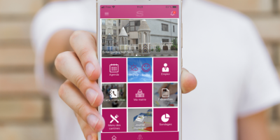 « Saumur », l'application mobile de votre Ville enfin disponible !